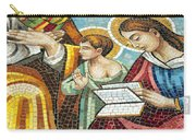 Holy Family At Catholic Church Carry-all Pouch