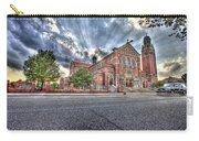 Holy Redeemer Carry-all Pouch by Nicholas  Grunas