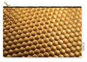 Honey Bee Eye Carry-all Pouch