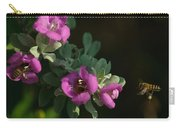 Honey Bees On Sage 2 Carry-all Pouch