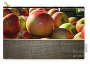 Honey Crisp Carry-all Pouch by Susan Herber