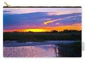 Honeymoon Island Sunset Carry-all Pouch