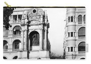 Hong Kong - Monument To Queen Victoria - C 1906 Carry-all Pouch