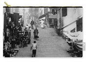 Hong Kong Vintage Street Scene - C 1896 Carry-all Pouch