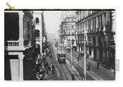 Hong Kong Vintage Street Scene - C 1913 Carry-all Pouch