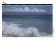 Honokohau Aloalo Aheahe D T Fleming Beach Maui Hawaii Carry-all Pouch