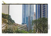 Honolulu Office Buildings Carry-all Pouch