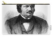 Honore De Balzac (1799-1850) Carry-all Pouch by Granger