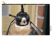 Hooded Barbary Falcon Carry-all Pouch