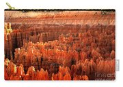 Hoodoos  At Sunrise Carry-all Pouch