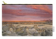 Hoodoos, Milk River Badlands, Writing Carry-all Pouch