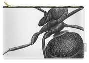 Hooke: Ant, 1665 Carry-all Pouch