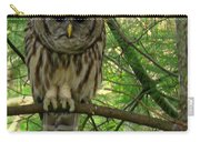 Hoot Hoo Dee Hoo Carry-all Pouch