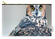 Hooter  Carry-all Pouch