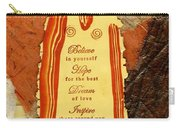 Hope 4 The Best Carry-all Pouch by Angela L Walker