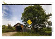 Hopkins Covered Bridge Carry-all Pouch