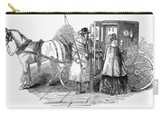 Horse Carriage, 1847 Carry-all Pouch