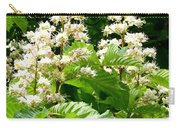Horse Chestnut Blossoms Carry-all Pouch