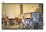 Horse Drawn Carriages In Guadalajara Carry-all Pouch