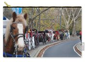 Horse-drawn Carriages Carry-all Pouch