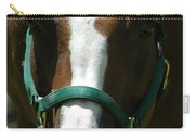Horse Face Carry-all Pouch