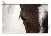 Horse Mare Saskatchewan Field Carry-all Pouch
