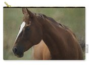 Horse Painterly Carry-all Pouch