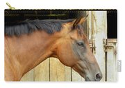 Horse Portrail Carry-all Pouch