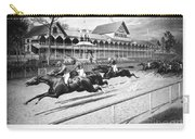 Horse Racing, 1889 Carry-all Pouch