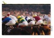 Horse Racing, Phoenix Park, Dublin Carry-all Pouch
