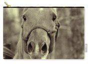 Horse Stare Carry-all Pouch