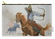 Horsemen From The Steppes Carry-all Pouch