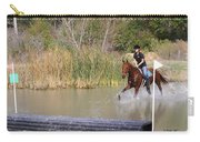 Horses Dont Like Water Carry-all Pouch