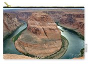 Horseshoe Bend Colorado River - Arizona  Carry-all Pouch