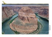 Horseshoe Bend Near Page - Arizona Carry-all Pouch