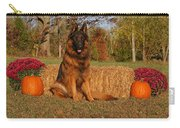 Hoss In Autumn II Carry-all Pouch