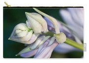 Hosta Blossoms Carry-all Pouch