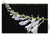 Hosta Flowers Carry-all Pouch