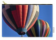 Hot Air Ballons Floating High Carry-all Pouch