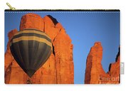 Hot Air Balloon Monument Valley 1 Carry-all Pouch