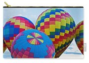 Hot Air Balloons Panorama Carry-all Pouch
