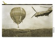 Hot Air Cool Air Carry-all Pouch by Betsy Knapp