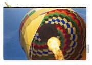 Hot Air Carry-all Pouch by Rick Berk