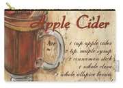 Hot Apple Cider Carry-all Pouch by Debbie DeWitt