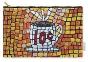 Hot Coffee 10cents Carry-all Pouch