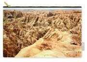 Badlands Of South Dakota Carry-all Pouch