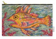Hot Lips The Fish Carry-all Pouch