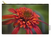 Hot Papaya Hybrid Coneflower Carry-all Pouch
