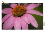 Hot Pink Coneflower Carry-all Pouch