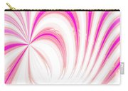 Hot Pink Swirls Carry-all Pouch